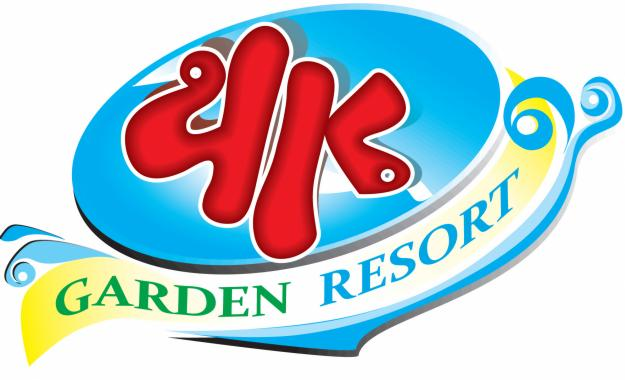 Four Kings Resort 4K garden resort