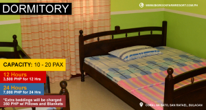 accommodation dormitory