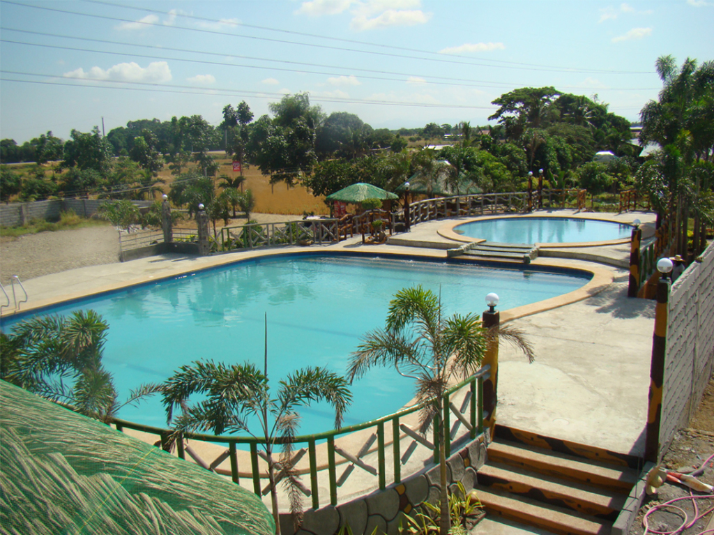 eugenios garden resort and pavilion swimming pool
