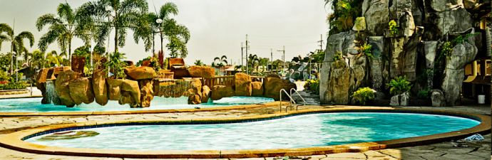 klir waterpark resort swimming pool